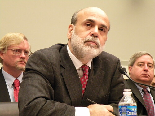 Bernanke in Congress