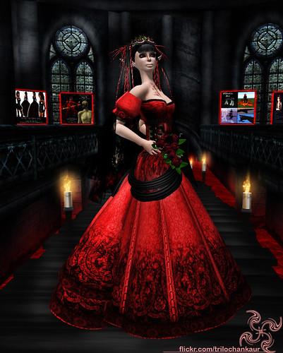 Fashion Show @ Crimson Shadow (Killers Designers Inspired)