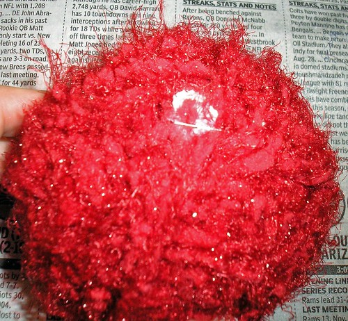 Yarn ornaments (7)