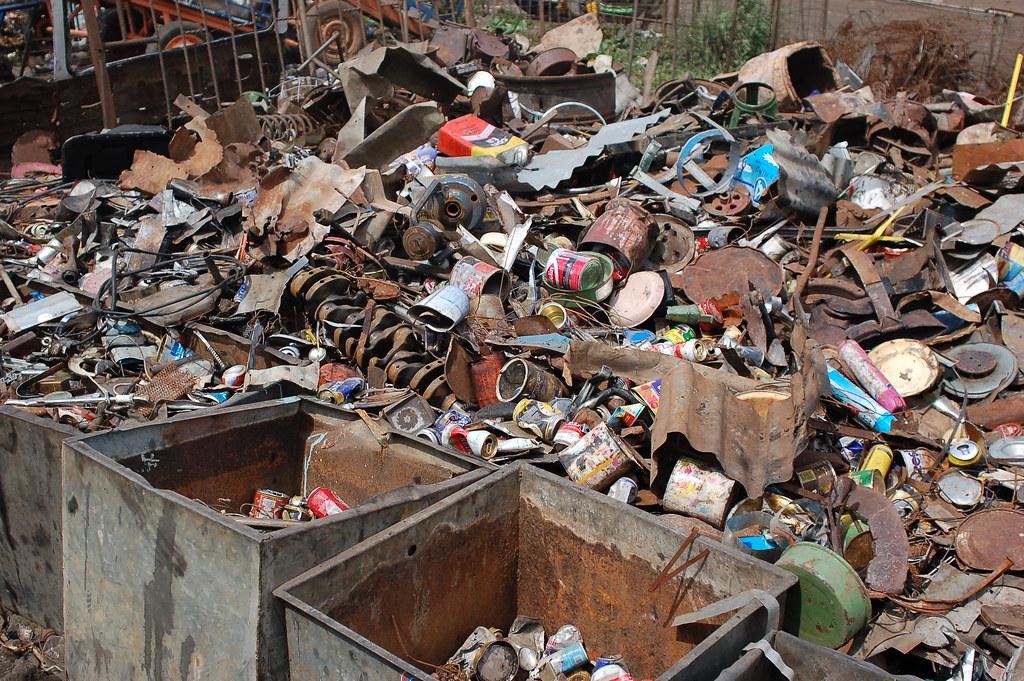Industria informal del reciclaje