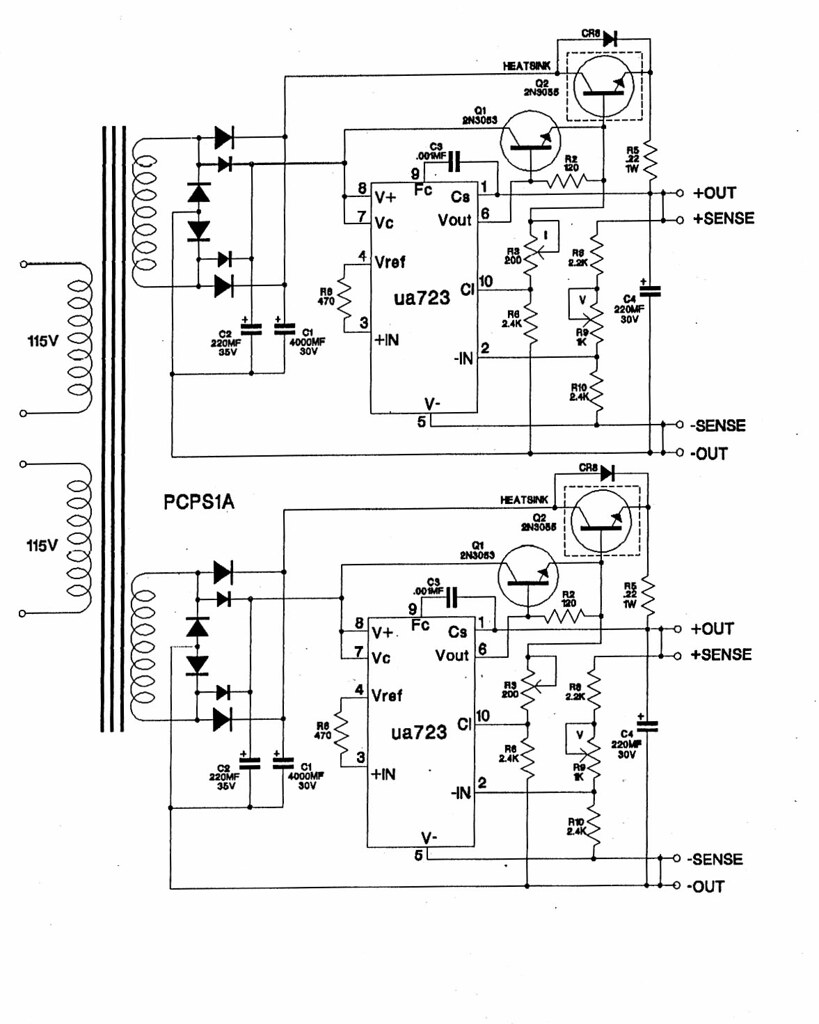 power supply buzz troubleshooting