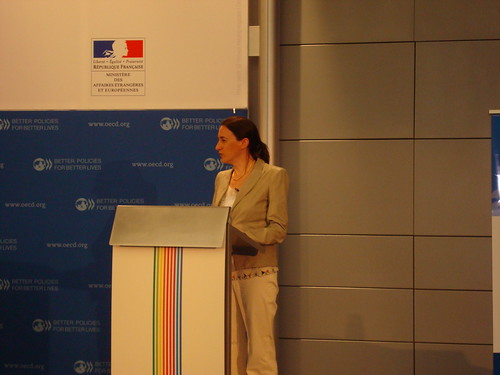 Delphine D'Amarzit, Director, Multilateral Affairs and Development, Ministry of the Economy, Finance and Industry, France