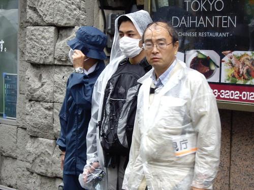 係人都認得出的日本便衣幹探。