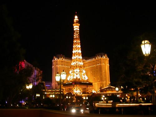 Paris夜景