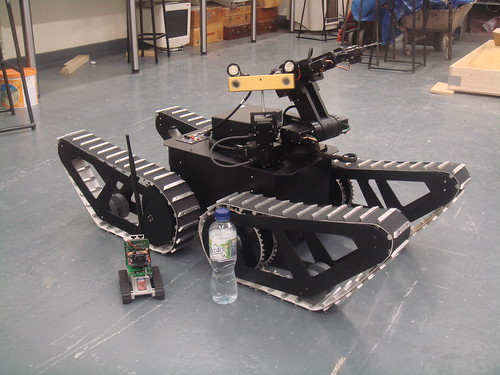 Selene, the University of Surrey Space Centre LRC Rover