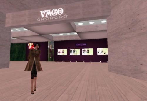 *VAGO* main store