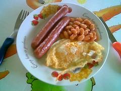 STP's breakfast for Mel
