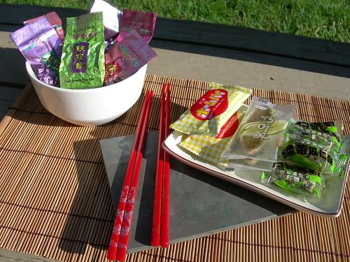 Chinese Tea and Treats
