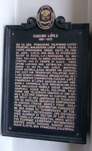 Lopez Sr Marker