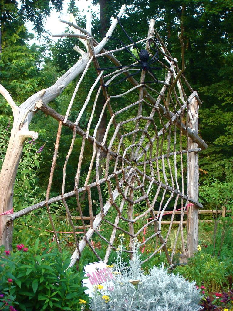 Massive Spider Web