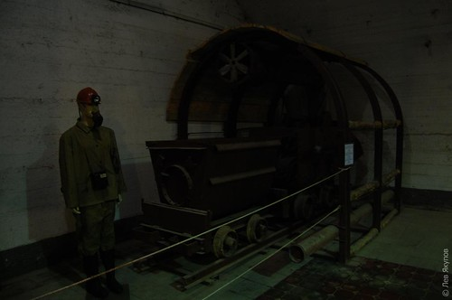Вагончик использовавшийся при строительстве базы подлодок в Балаклаве
