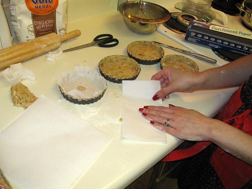 Tartelettes aux pommes - Chemiser01