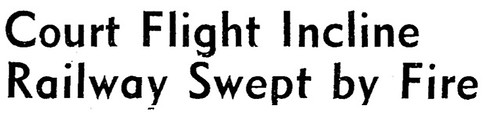 Court Flight Headline