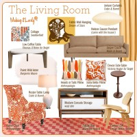 The Living Room, Reimagined - Making it Lovely