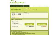 Calliflower call invitation