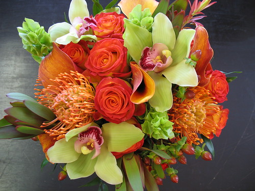 Bichelles Blog If You Want A Colored Autumn Fall Wedding