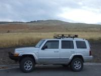 Surco roof rack jeep commander