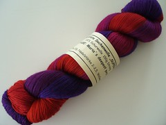 Wollmeise Maria's Deepest Purple