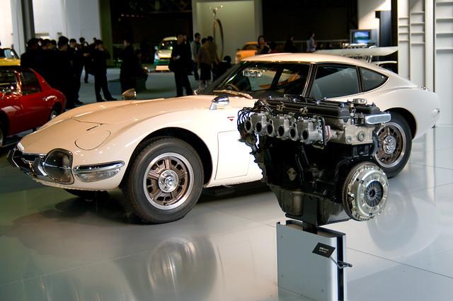 Toyota 2000GT 3M Engine
