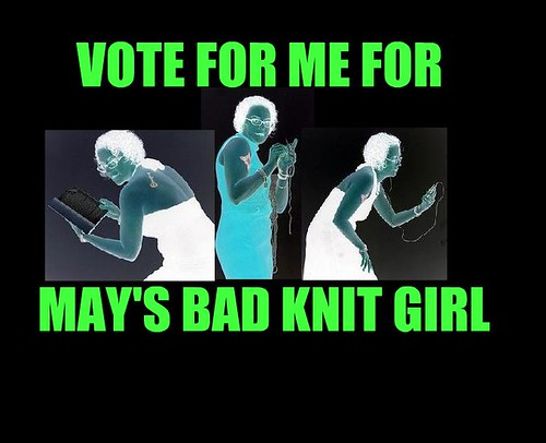 Charlie Knit Girl