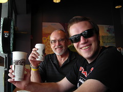 Cheers to you from Starbucks - Coffee shops 20...