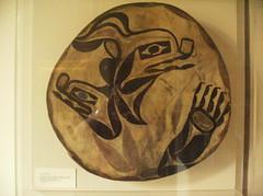 Frame Drum (Skittagetan: British Columbia)