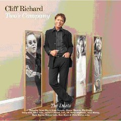 Cliff Richard's DUETS album