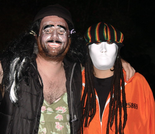 Halloween 2008....