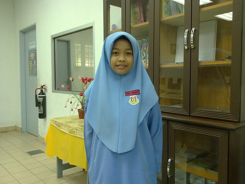 Nur Afiqah Azmi Johan Rawi from SKPZ