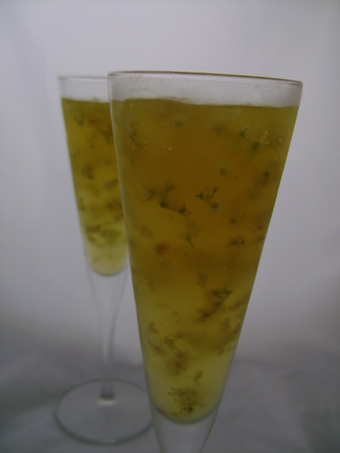 Elderflower Jelly