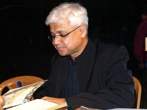 Amitav Ghosh, Goa, June 2008 by you.