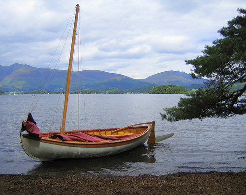 Seapod on Derwent Water
