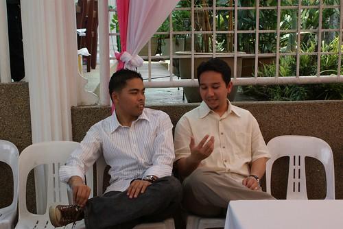 Engagement Teeny and Zukry
