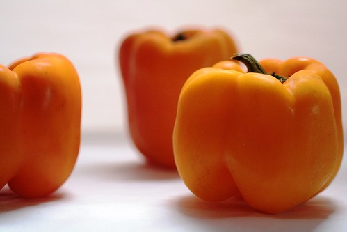 Golden peppers