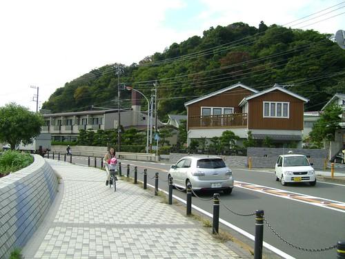 Kamakura Ocean side