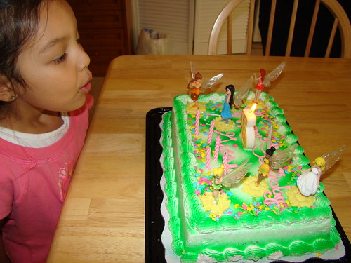 Gisselle's 5th Birthday