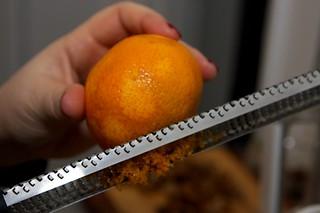 clementine zest