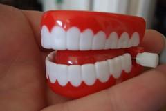 Chattering Teeth!