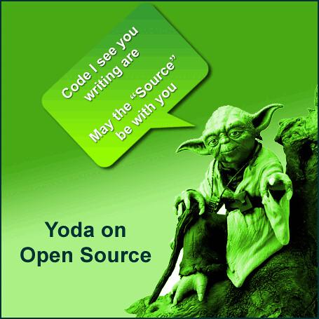Yoda on Open Source