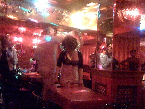 Fleet Week in a West Village Drag Bar