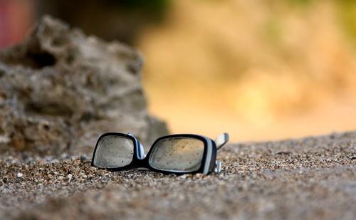 forgotten glasses