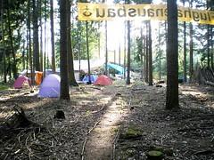 Waldbesetzung Kelsterbach Juni 2008 (15)
