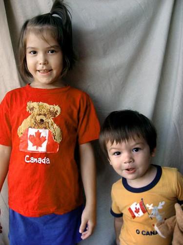 Crazy Canadian Kids