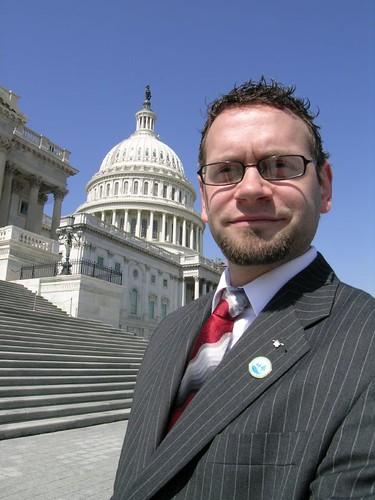 Zieak at the Capitol