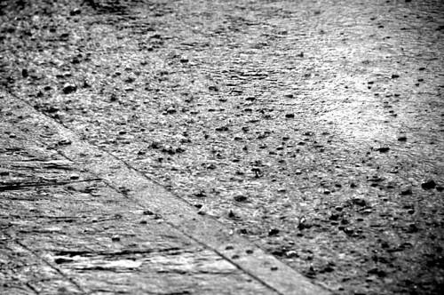 Lluvia. Foto Pedro Merino