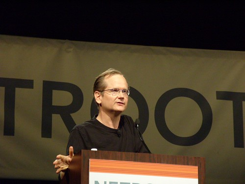 Lessig at Netroots Nation 2008
