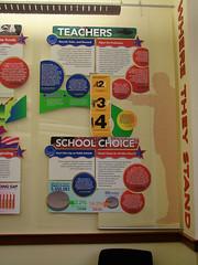 Teachers, School Choice