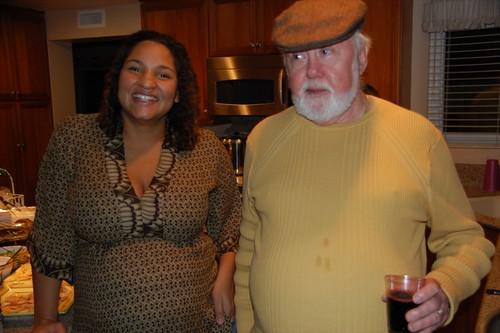 Farrah and Pops