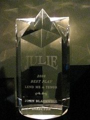 The 2008 Julie Award for Best Director of a Play