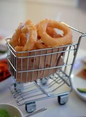 Boulevard Pale Ale Onion Rings